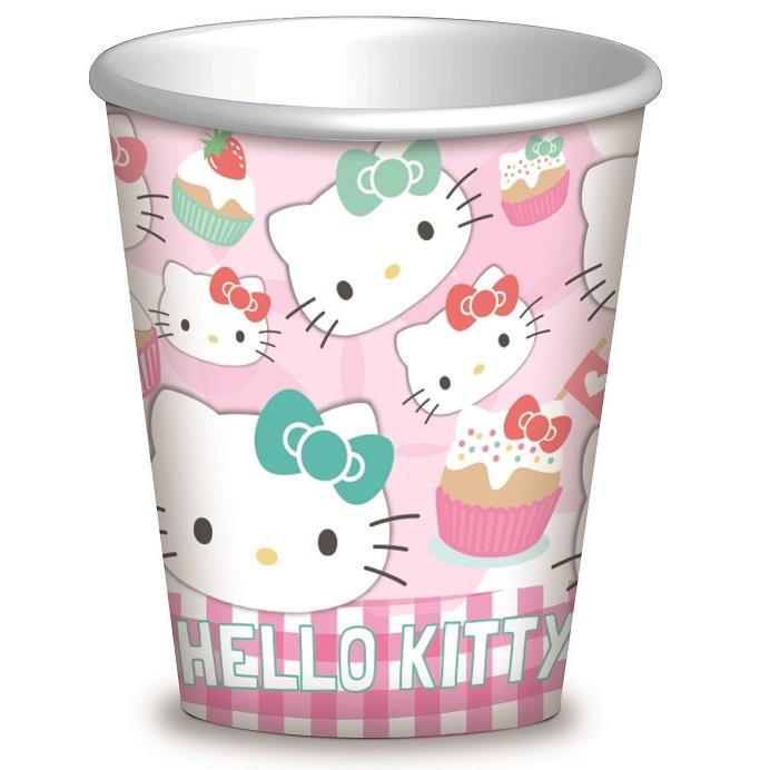 Hello Kitty Party Cups