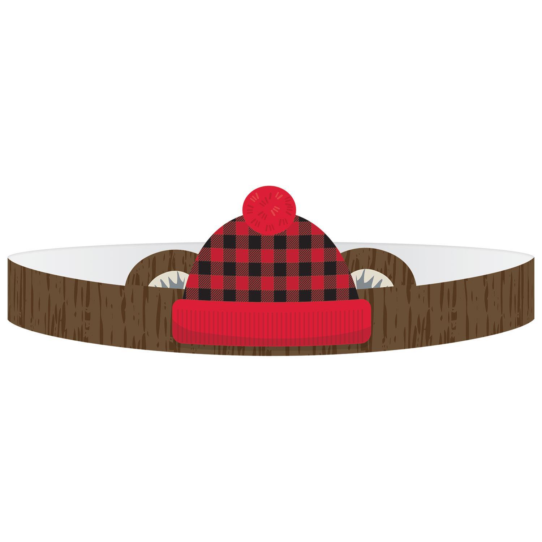 Amscan Little Lumberjack Birthday Luncheon Napkins 512150