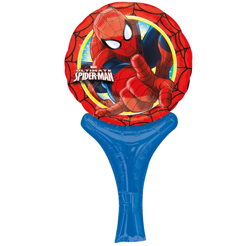Ultimate Spiderman Party Bag Favour Balloon