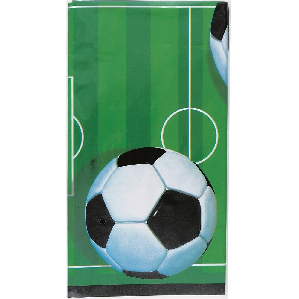 3D Soccer | Football Party Tablecover | Tablecloth