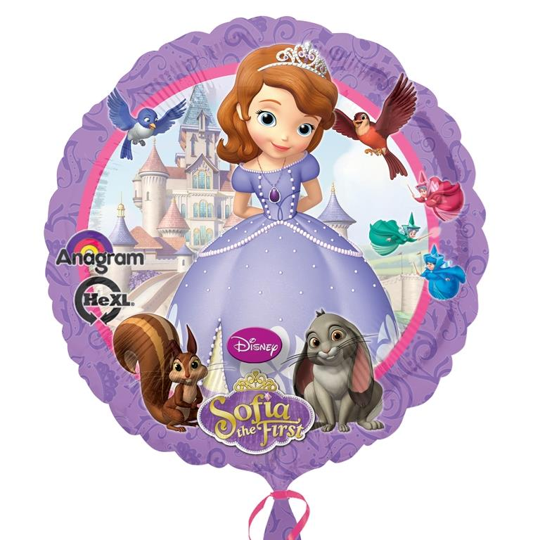 "Sofia the First 18"" Foil 