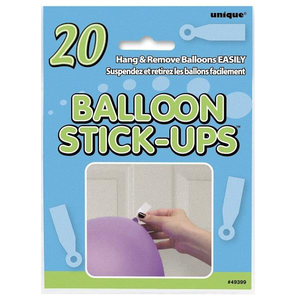 Balloon Stick Ups | Hanging Decoration