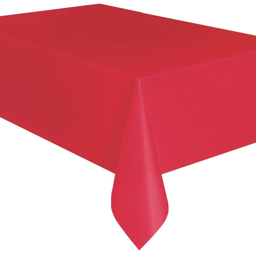 Red Party Tablecover | Tablecloth