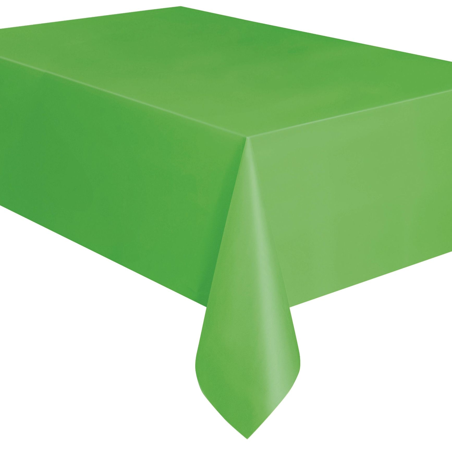 Lime Green Party Tablecover | Tablecloth