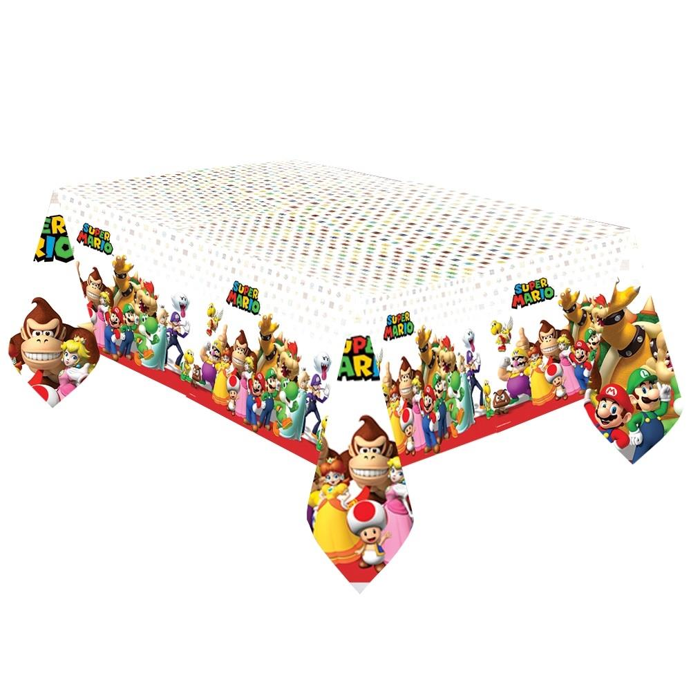 Super Mario Bros. Party Tablecover | Tablecloth