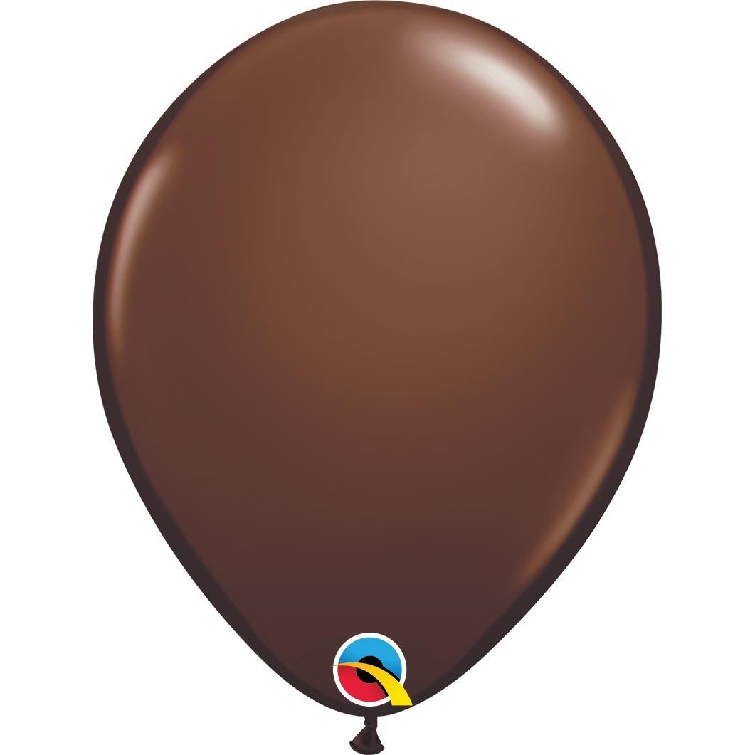 """10 x Maroon Qualatex 11/"""" Latex Balloons"""