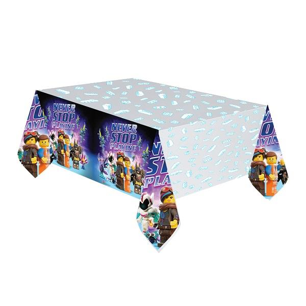 Lego Movie 2 Party Tablecover | Tablecloth