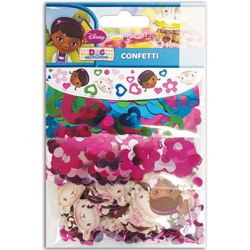 Doc Mcstuffins Party Table Confetti Decoration Buy Online