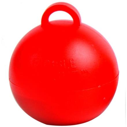 Red Bubble Balloon Weight 35g Table Centrepiece | Decoration (Bulk)
