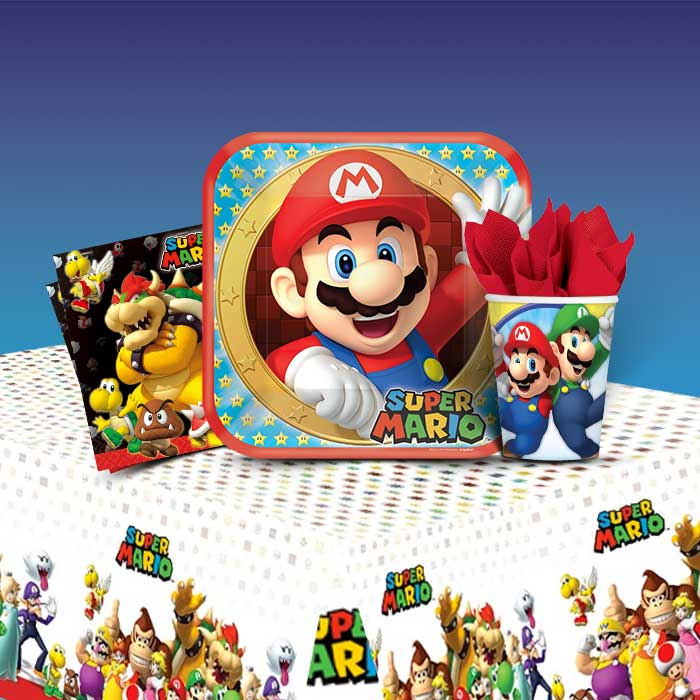 Super Mario | Luigi | Toad 8 to 48 Guest Starter Party Pack ...