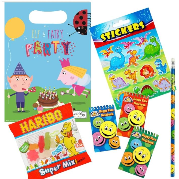 Ben Holly Party Supplies Balloons Decorations Packs