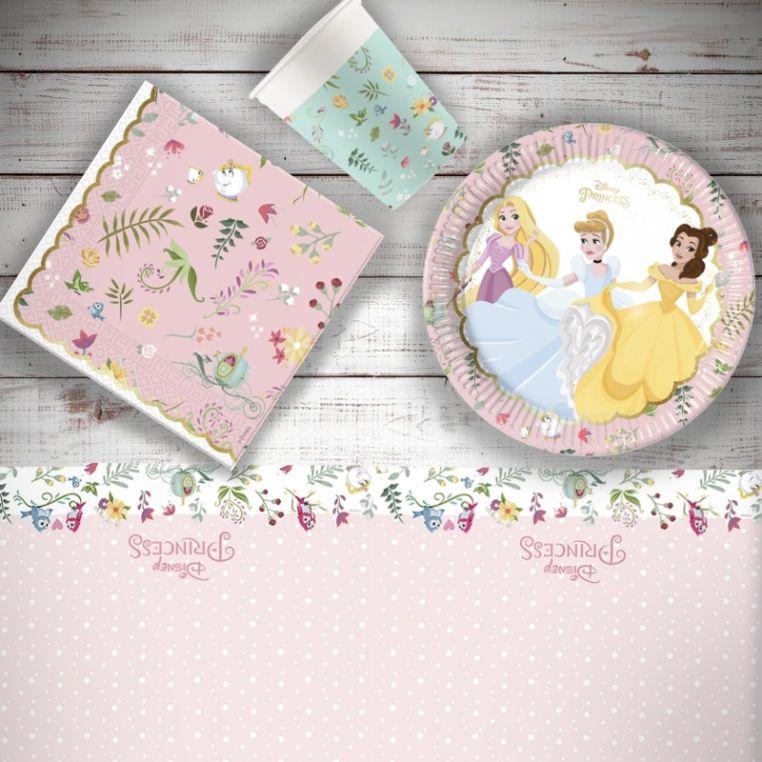 Disney Princess Girls Kid Birthday Party Paper Napkins Serviettes Pack of 40