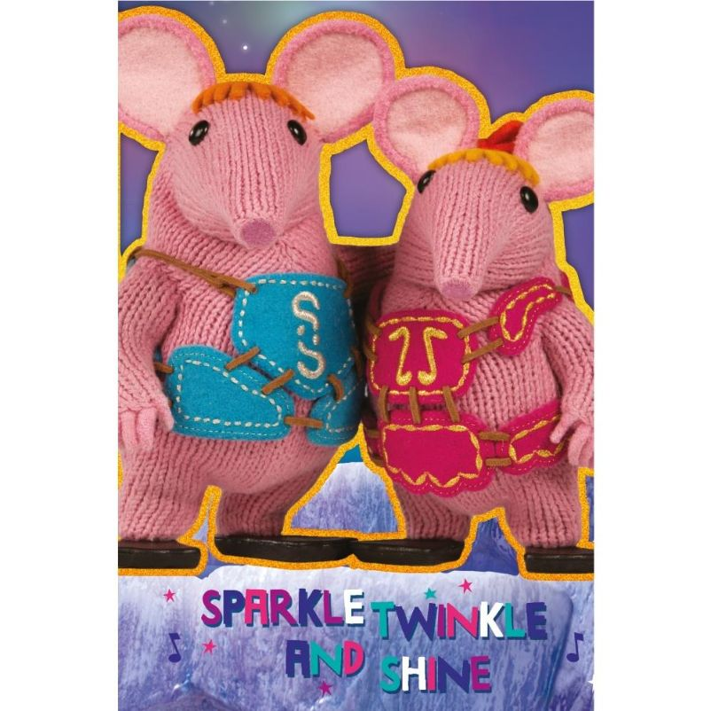 Clangers Happy Birthday Greeting Card