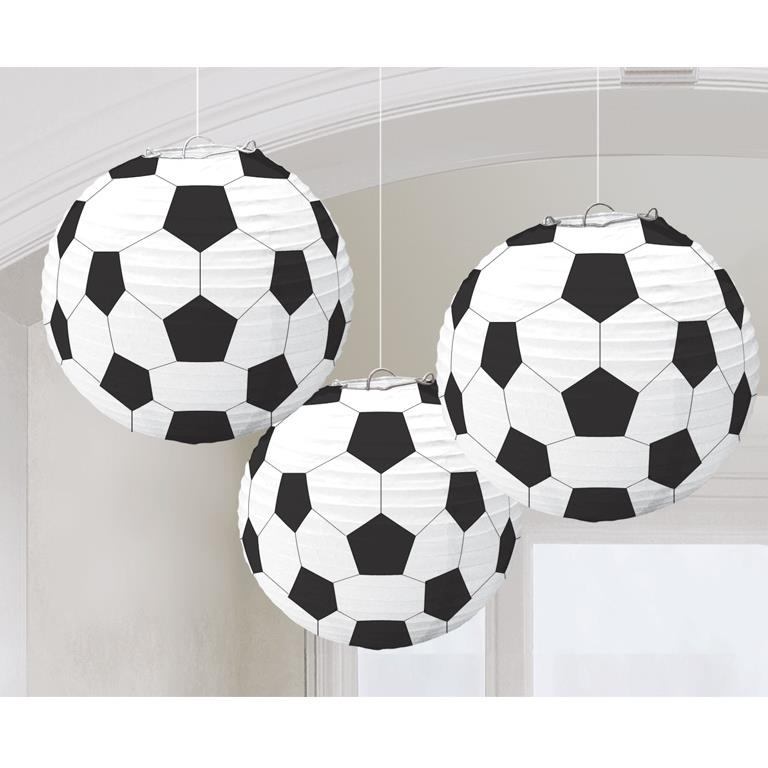 Football Lantern Party Hanging Decorations
