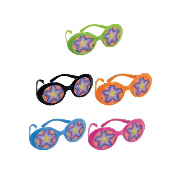 1970's Disco Party Glasses Party Favours