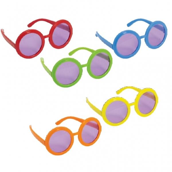 1960's Groovy Party Glasses Party Favours