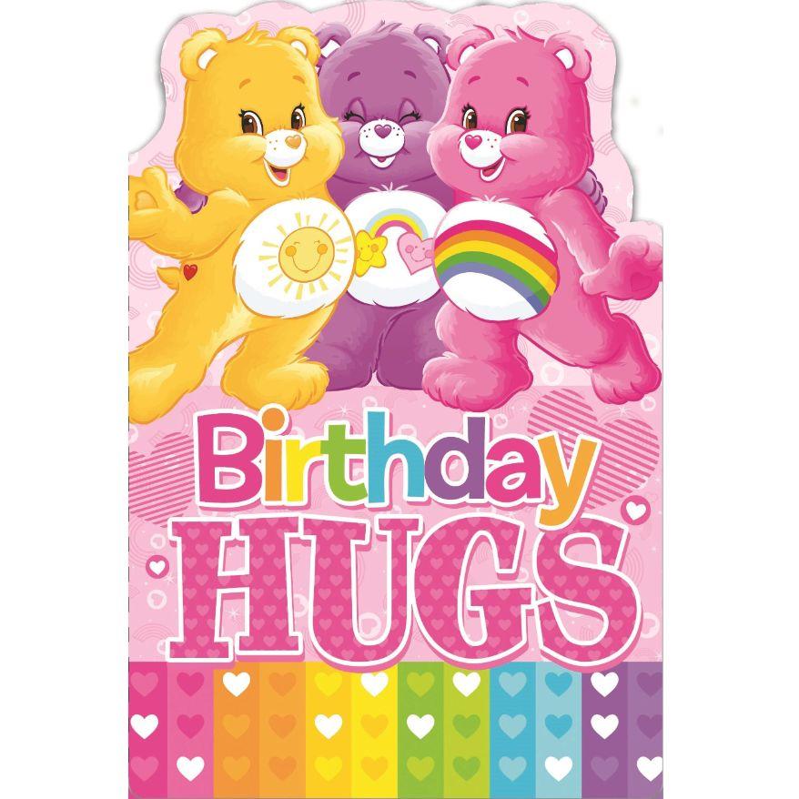 Care Bears Rainbow Streamer American Greetings