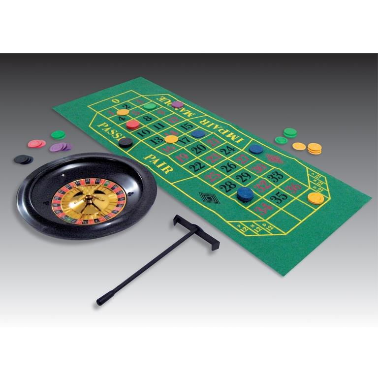 Casino Roulette Party Game Set