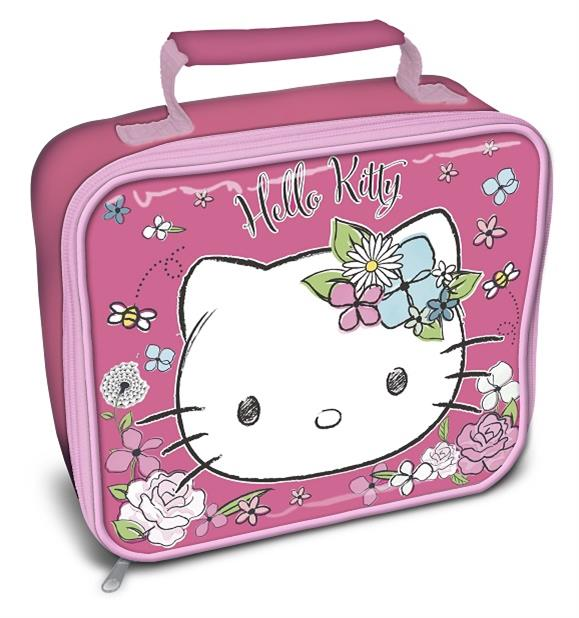 Hello Kitty Insulated School Lunch Bag | Box