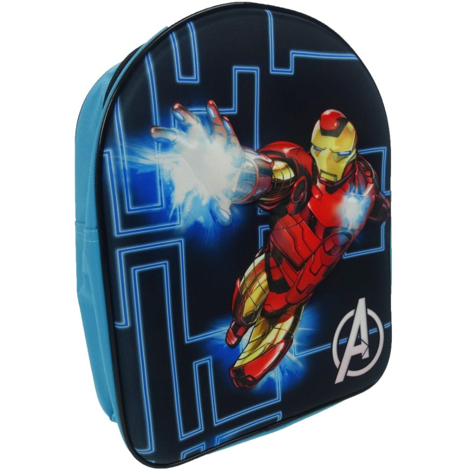 Iron Man 3D Backpack