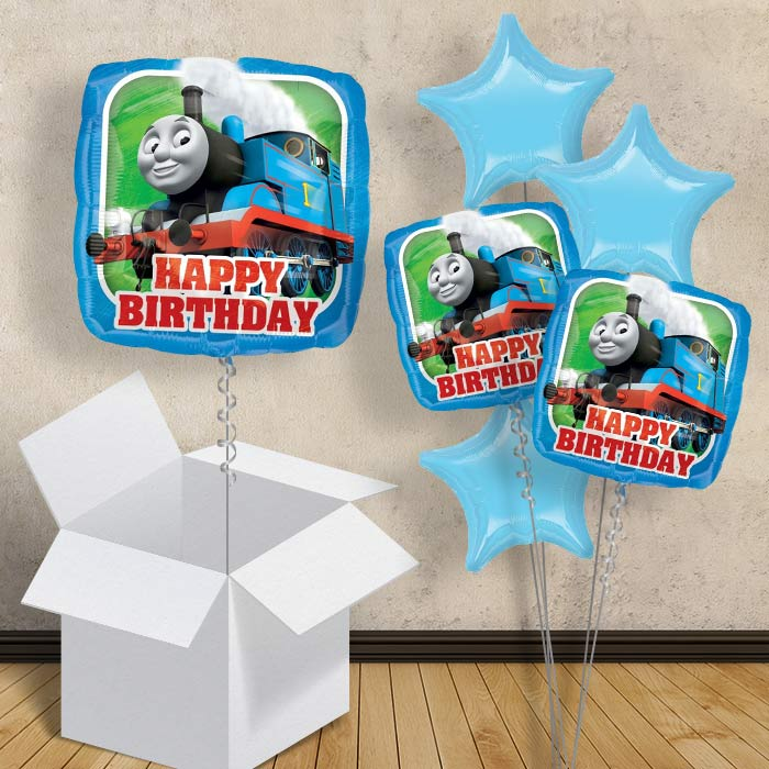 Thomas And Friends Happy Birthday 18 Balloon In A Box