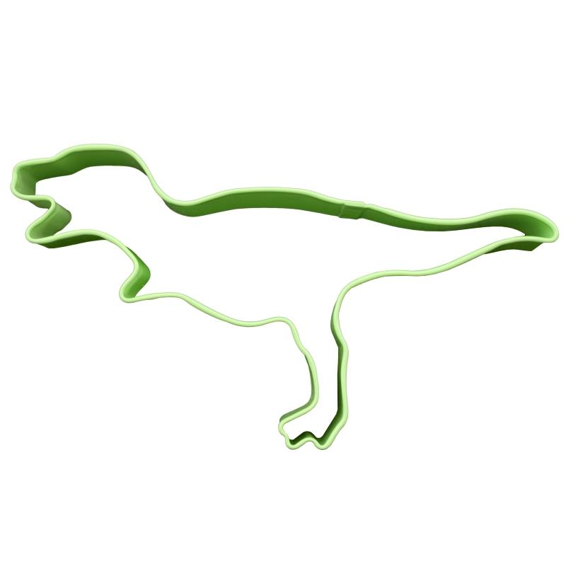 T-Rex Shaped Cookie Cutter