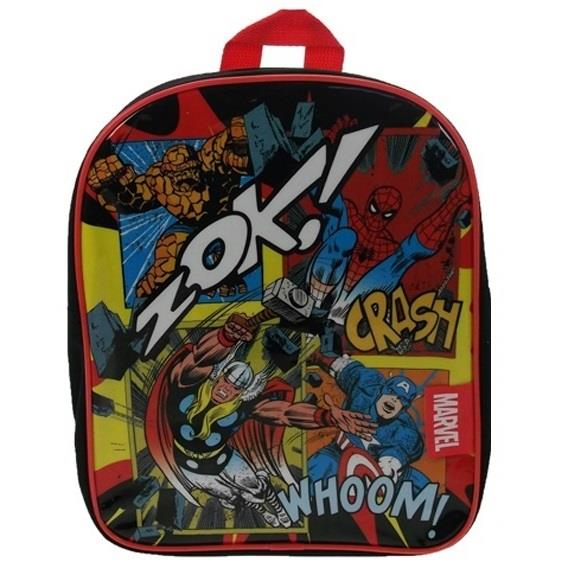 Marvel Comics Backpack | Rucksack | School Bag