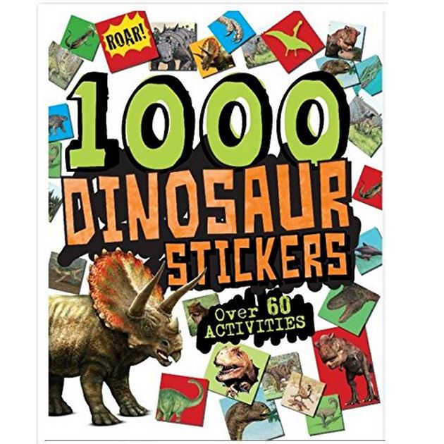 Dinosaur 1000 Sticker Book