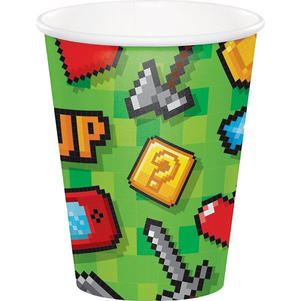 Gaming | Game On Party Cups