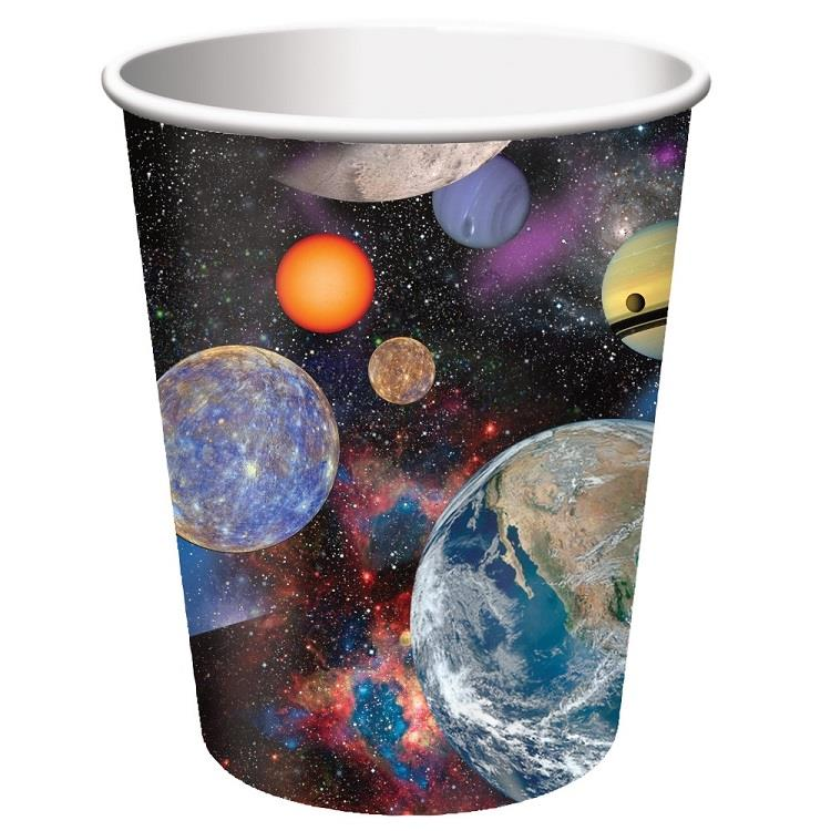 Space Blast | Rocket Party Cups