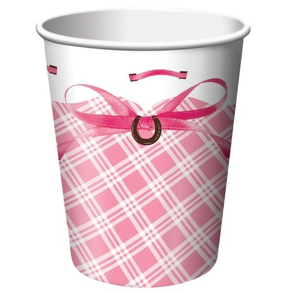 Heart My Horse Party Cups