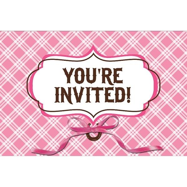 Heart My Horse Party Invitations | Invites