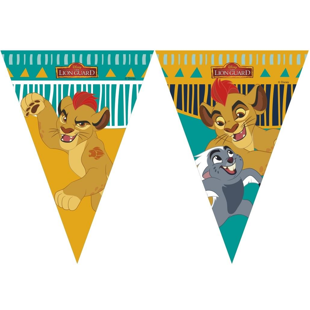 Lion Guard   King Party Flag Banner   Bunting
