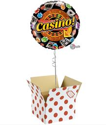 Special Occasion Balloon in a Box | Party Save Smile