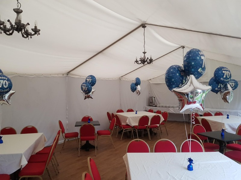 70th Birthday Party, Pied Bull Inn