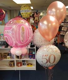 50th Surprise Markfield | Customer Project