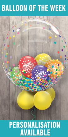 Balloon of the Week by Party Save Smile