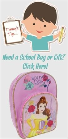 Disney Princess School Bags and Gifts
