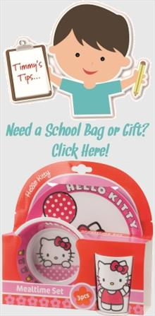 Hello Kitty School Bags and Gifts