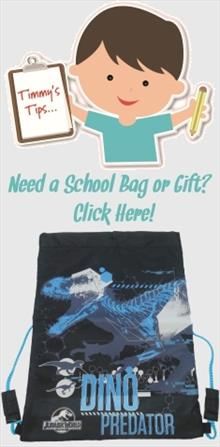 Jurassic World School and Gifts