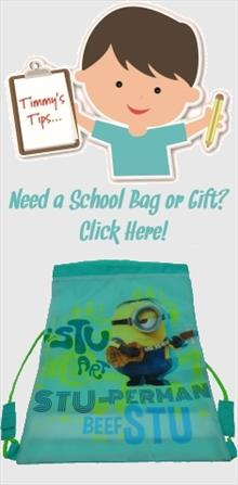 Minions School Bags and Gifts