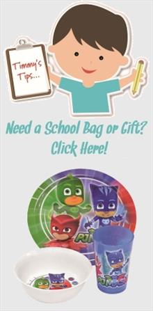 PJ Masks School Bags and Gifts