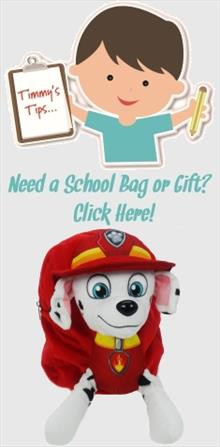 Paw Patrol School Bags and Gifts