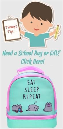 Pusheen School Bags and Gifts
