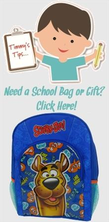 Scooby Doo School Bags and Gifts