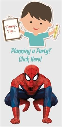 Marvel Spider-Man Party