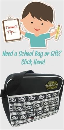 Star Wars School Bags and Gifts
