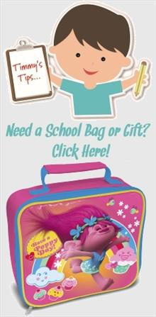 Trolls School Bags and Gifts