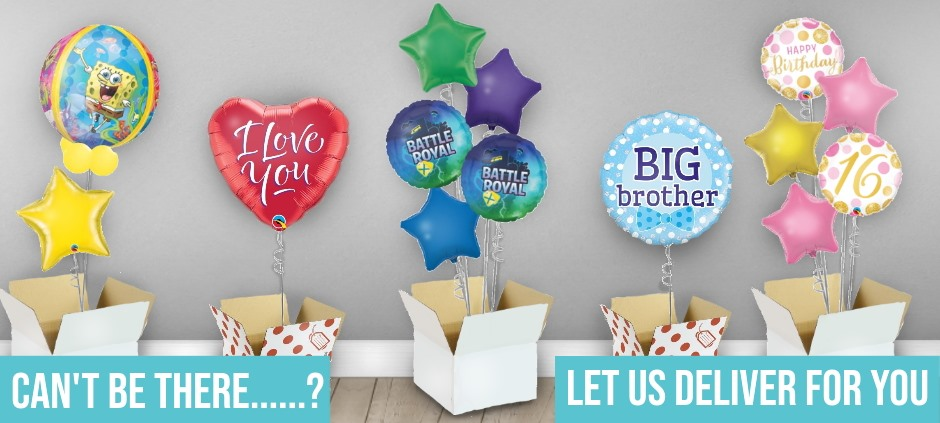 Balloon in a Box | Balloon Gift